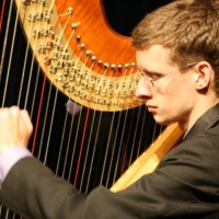Joseph Rebman: Harpist, Composer, and Speaker - Arts/Entertainment Speaker in Oklahoma City, Oklahoma