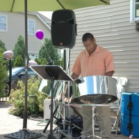 Joseph Whitney - Steel Drum Player in Lackawaxen, Pennsylvania