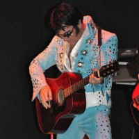 Josh Rush, Elvis Revisited - Impersonators in Radford, Virginia