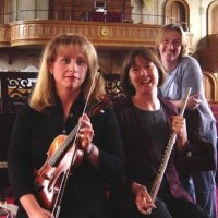 Jovia Trio - Classical Ensemble / Strolling Violinist in Pittsfield, Massachusetts