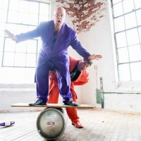Juggle This - Sideshow in Lowell, Massachusetts