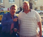 Juggler Bob with Jay Leno