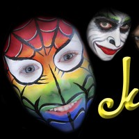 JuJubilee's - Face Painter / Temporary Tattoo Artist in Tyler, Texas