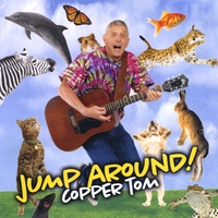 Jump Around Parties - Unique Musical Entertainment for Young Children - Children's Music in Detroit, Michigan