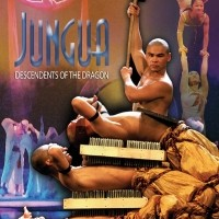 Jungua - Contortionist in Paradise, Nevada
