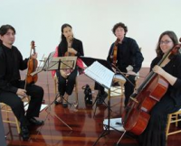 Juniper String Ensemble - String Quartet in Independence, Missouri