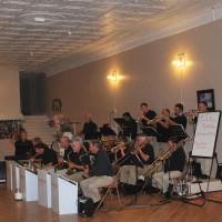 Just For Kicks Professional Big Band Jazz - 1950s Era Entertainment in Cheyenne, Wyoming