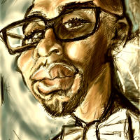 Just Joshing Art - Caricaturist in Traverse City, Michigan