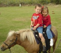 Just Spurfect Pony Rides