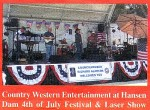 Hansen Dam 4th of July Show