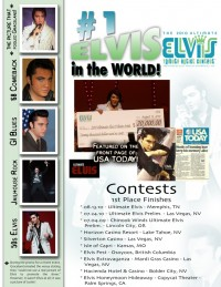 Justin Shandor 2010 Ultimate Elvis Winner