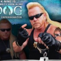 K-Nine - Dog The Bounty Hunter Impersonator / Model in Los Angeles, California