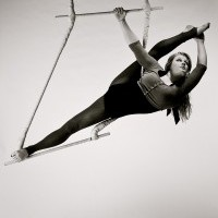 Kaelyn Schmitt, Circus Artist - Balancing Act in Port Coquitlam, British Columbia