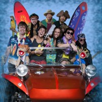 Kahuna Beach Party Band - Singing Group in Santa Fe, New Mexico