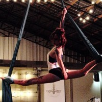 Kaia D'Bree - Aerialist in Huntington, West Virginia