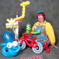 Karen Burrell - Family Entertainer - Circus & Acrobatic in Boise, Idaho