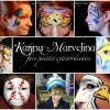 Karina Von Marvelina - Facepainter extraordinaire!