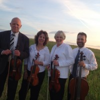 Kathy and Company - String Quartet in Des Moines, Iowa