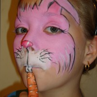 Kat's Faces & More - Face Painter in Knoxville, Tennessee
