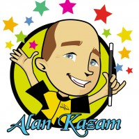 Alan Kazam - Face Painter in Grand Rapids, Michigan