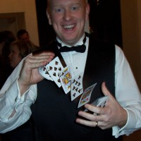 KC Magician Scott Henderson - Magic Scott - Strolling/Close-up Magician in Topeka, Kansas