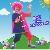 KC the Clown - Balloon Twister in Hazleton, Pennsylvania