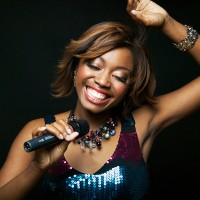 Keia Johnson - Funk Band in New Iberia, Louisiana