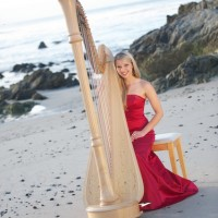 Kelly O'Bannon Harpist for your dream wedding! - Celtic Music in Lancaster, California