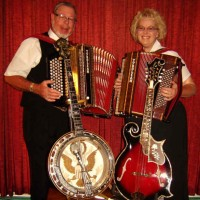 Ken & Mary Turbo Accordions Express - Polka Band in ,