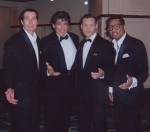 KENTON WITH RAT PACK AT THE PLAZA