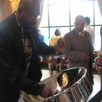 Kenton Wyatt - Steel Drum Player in Lockport, New York