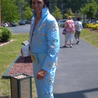 Kevin Harder Elvis Tribute Artist - Impersonators in Magog, Quebec