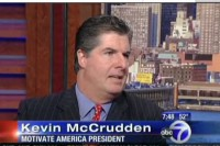 Kevin L. McCrudden and Motivate America - Business Motivational Speaker in Elizabeth, New Jersey