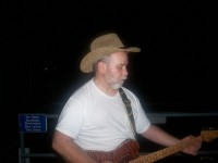 Kevin Page - Blues Band in Branson, Missouri