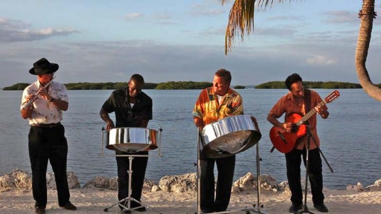 Steel Drum Beach Band