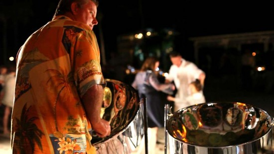 Steel Drum Player