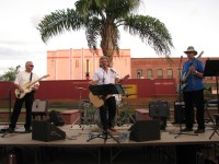 Kenny Flint & The Rough Diamond Band - Concessions in Brownsville, Texas