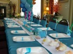 Under the Sea Birthday Table