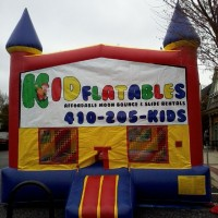 KIDflatables - Moon Bounces, Inflatables and more - Party Rentals in Columbia, Maryland