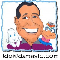 I Do Kid's Magic - Children's Party Magician in Tucson, Arizona