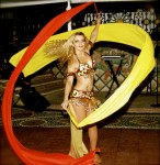 Belly dance and Ribbons