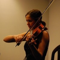 Kimberly Hankins - String Quartet in Bloomington, Indiana