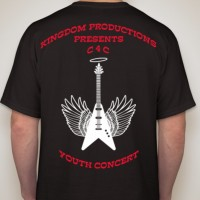 Crazy 4 Christ Youth Outreach Concert 07/13/13 - Christian Band in Santa Monica, California