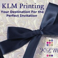 KLM Printing - Wedding Invitations Printer / Wedding Favors Company in Marlborough, Massachusetts