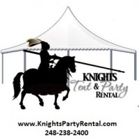 Knights Tent & Bounce House Rental - Tent Rental Company in Saginaw, Michigan