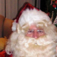 Kris Kringle, The Crimson St. Nick (Santa Claus)