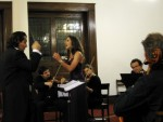 Concert with New York Chamber Players