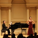 Carnegie Concert - December 2011