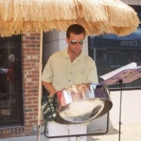 Kristian Paradis - Steel Drums - Calypso Band in Atlantic City, New Jersey