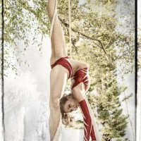 Kristin Arrow - Aerialist in Biloxi, Mississippi